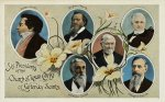 The First Six Mormon Presidents