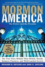 """Mormon America"" by Richard and Joan Ostling"