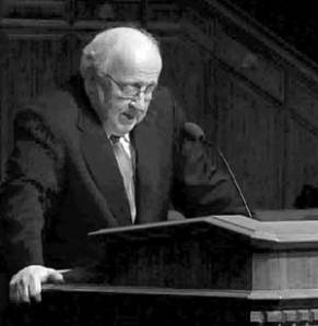Richard J. Mouw Apologizing in the MormonTabernacle