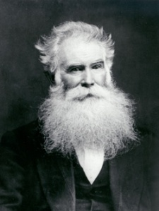 Orson Pratt was a leader in the Latter Day Saint movement and an original member of the Quorum of Twelve Apostles