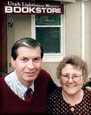 Jerald and Sandra Tanner.