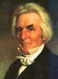 Alexander Campbell  (circa 1855)