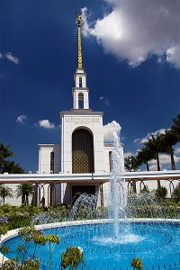 São Paulo Brazil LDS Temple