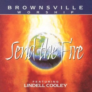 Video performance by Lindell Cooley and the Brownsville Worship team