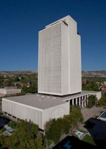 The Church Office Building for the Church of Jesus Christ of Latter-day Saints