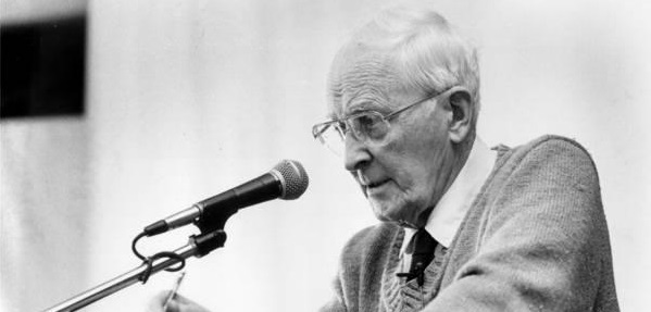 Legendary BYU Professor, Hugh Nibley