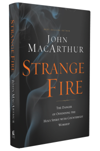 Strange Fire Front Cover