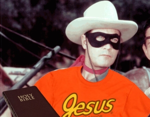 """It's just me, Jesus, and my Bible."""