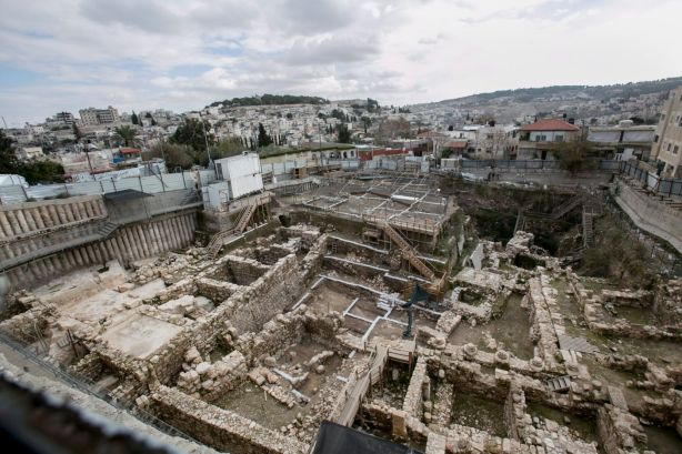 City of David Digs