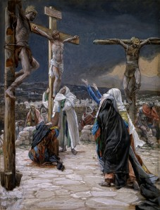 1886-1894 --- A painting from a series of Bible illustrations by James Tissot. --- Image by © Brooklyn Museum/Corbis
