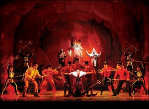 """Spooky Mormon Hell Dream"" from ""The Book of Mormon The Musical"""